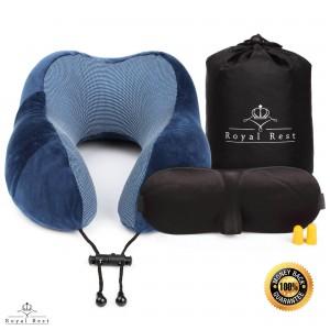 Купити дорожню подушку для шиї / подушка для подорожі / подушка в авто дорогу мод.03