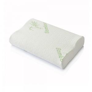 Купить Подушку ортопедическую для сна из пены с эффектом памяти, наволочка с Бамбукового волокна.